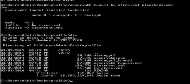 ddecrypt