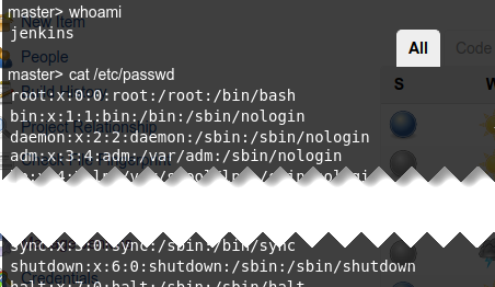 From Shodan to Remote Code Execution #1 – hackingJenkins