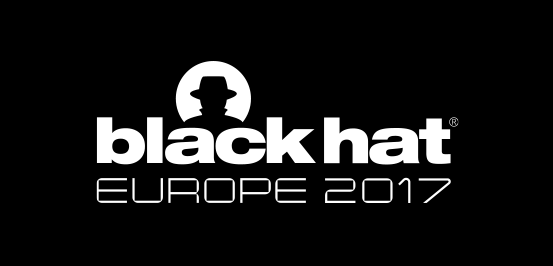Blackhat Europe 2017 – conference notes